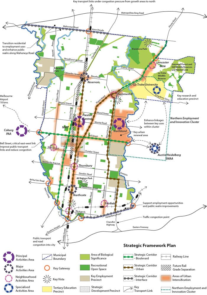 MSS Framework Plan