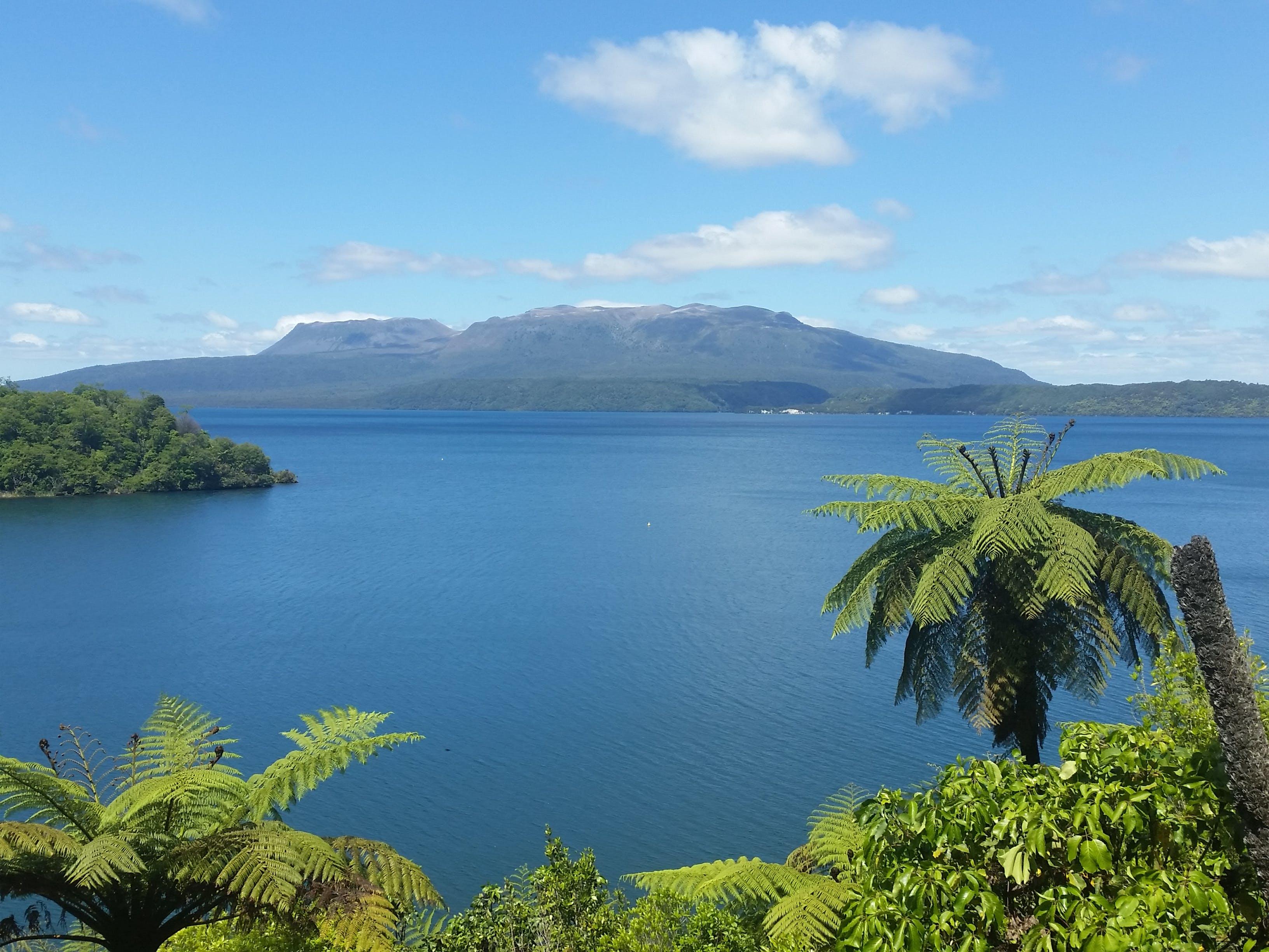 #7 Lake Tarawera