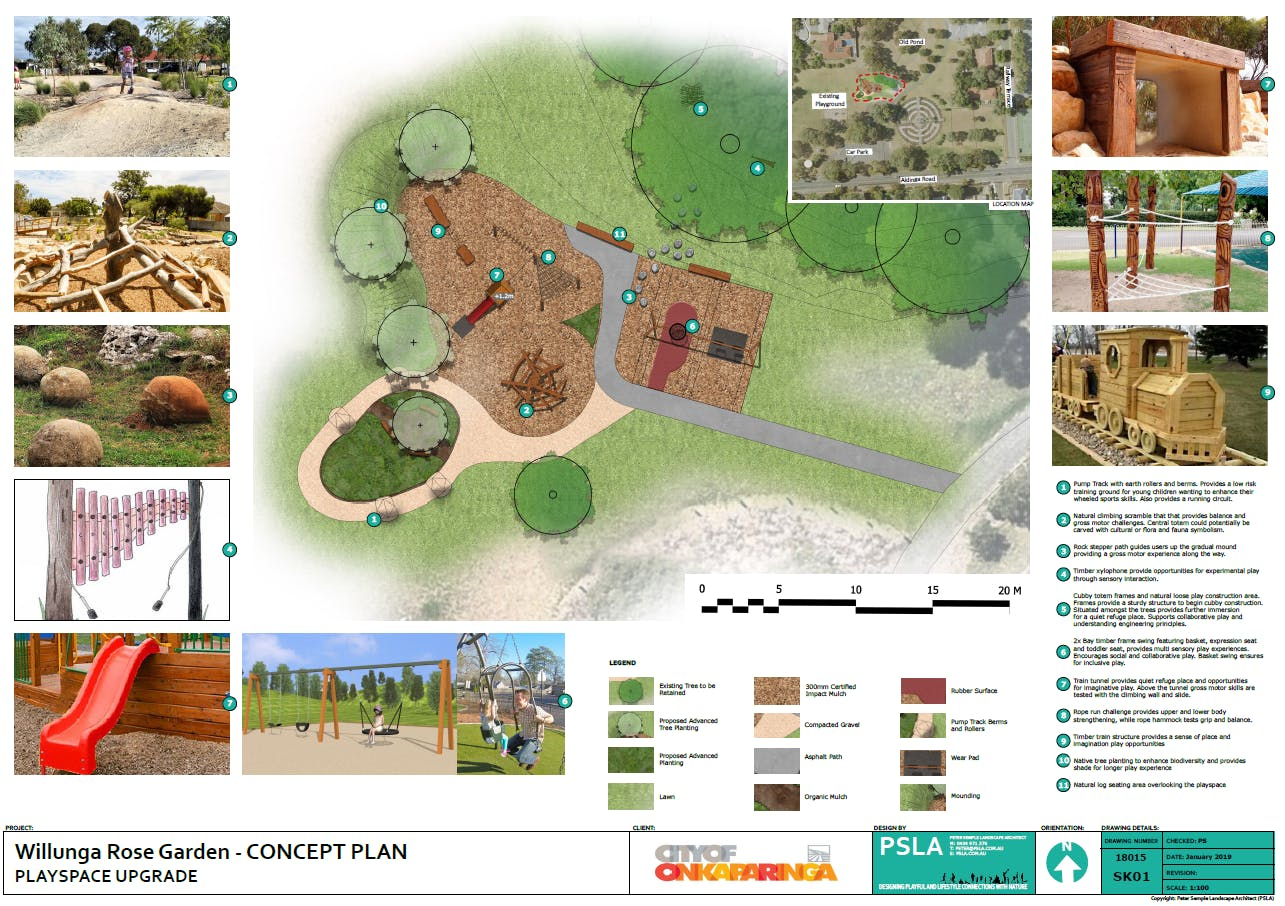 Final Concept Plan