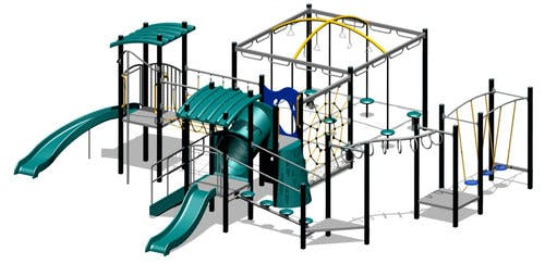 Kewel Court playground
