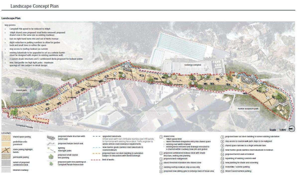 OLD - Landscape concept plan.