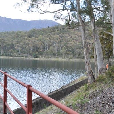 Ridgeway Dam