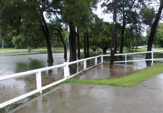 Marrickville Valley Flooding
