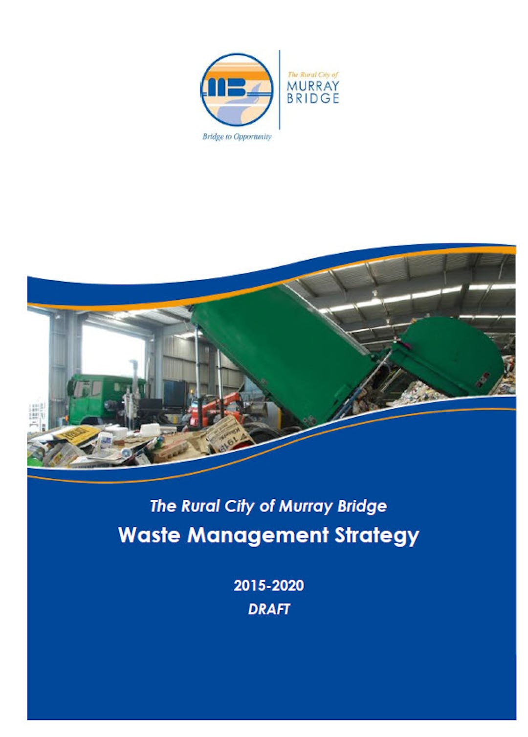 Waste Management Strategy  2015 - 2020