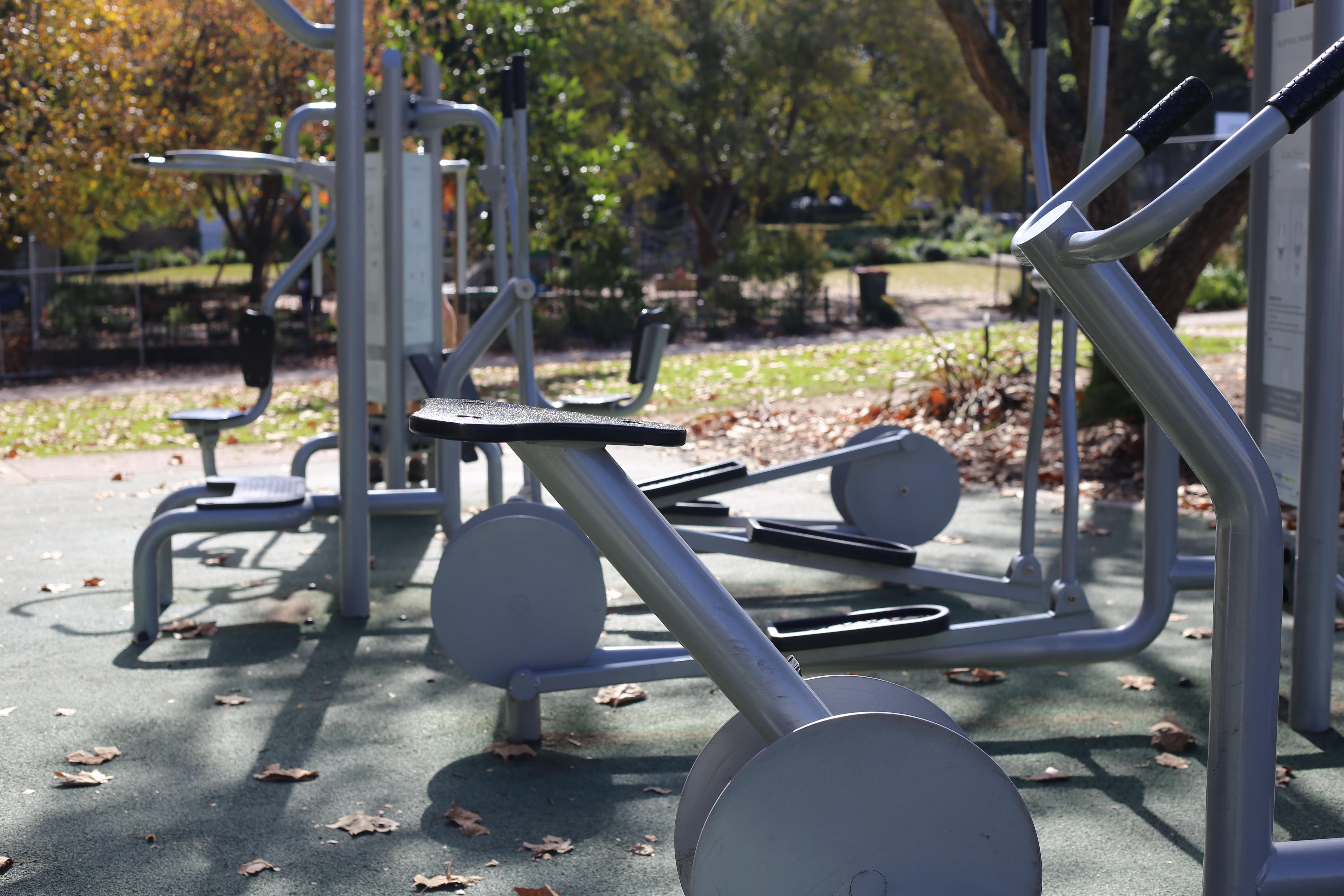 Fitness Equipment Close Up 4