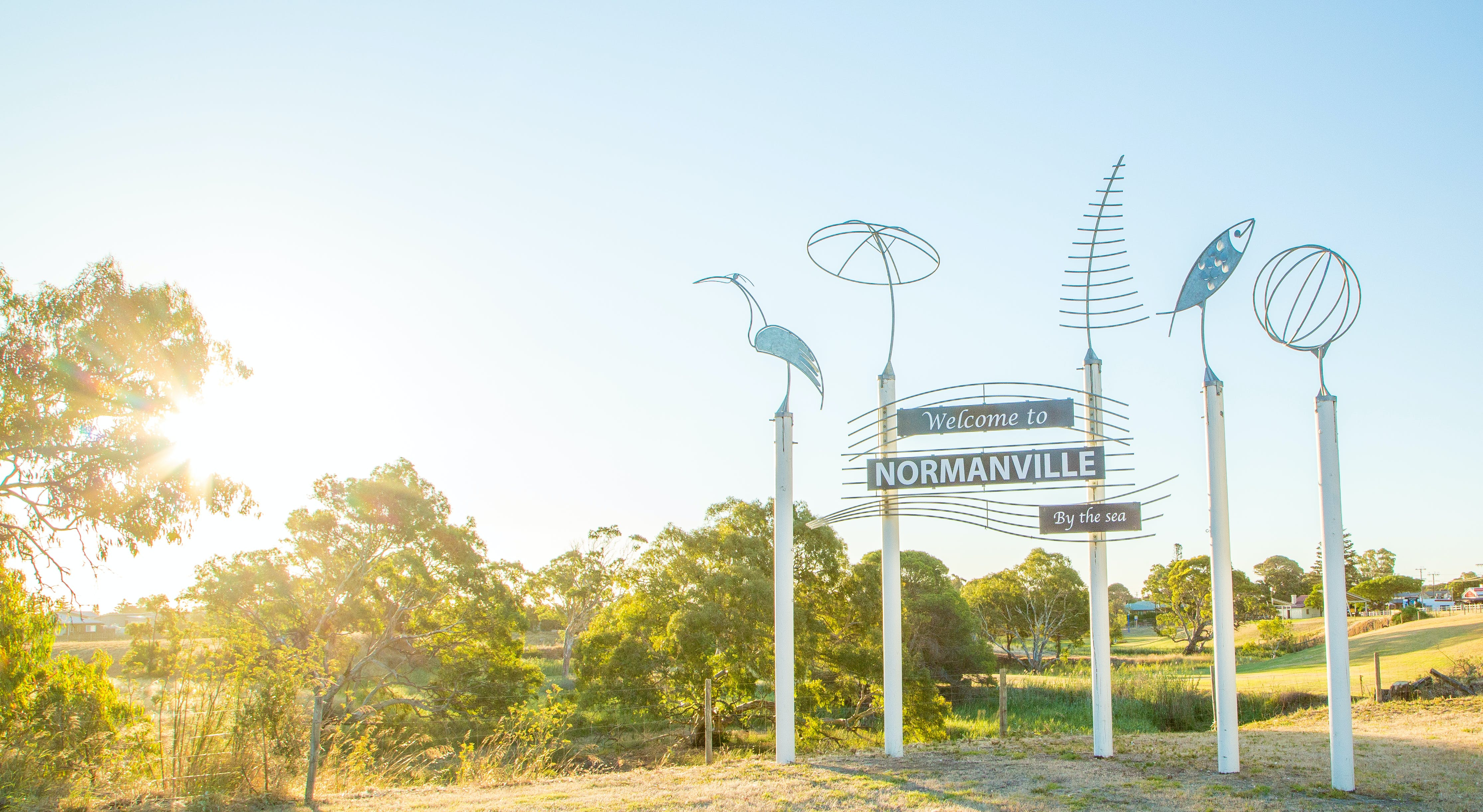 Normanville Sign1007