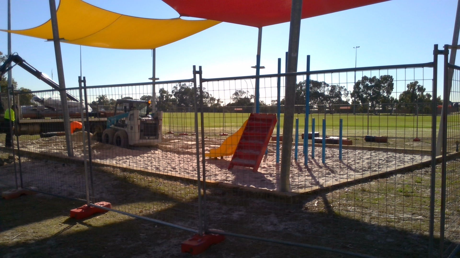 Ferndale Park playground 4