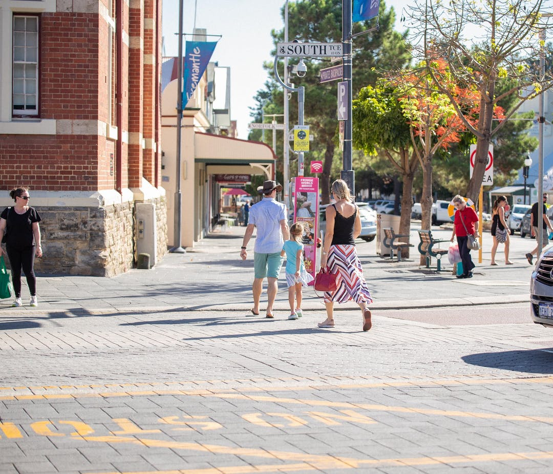 Fremantle Street Image