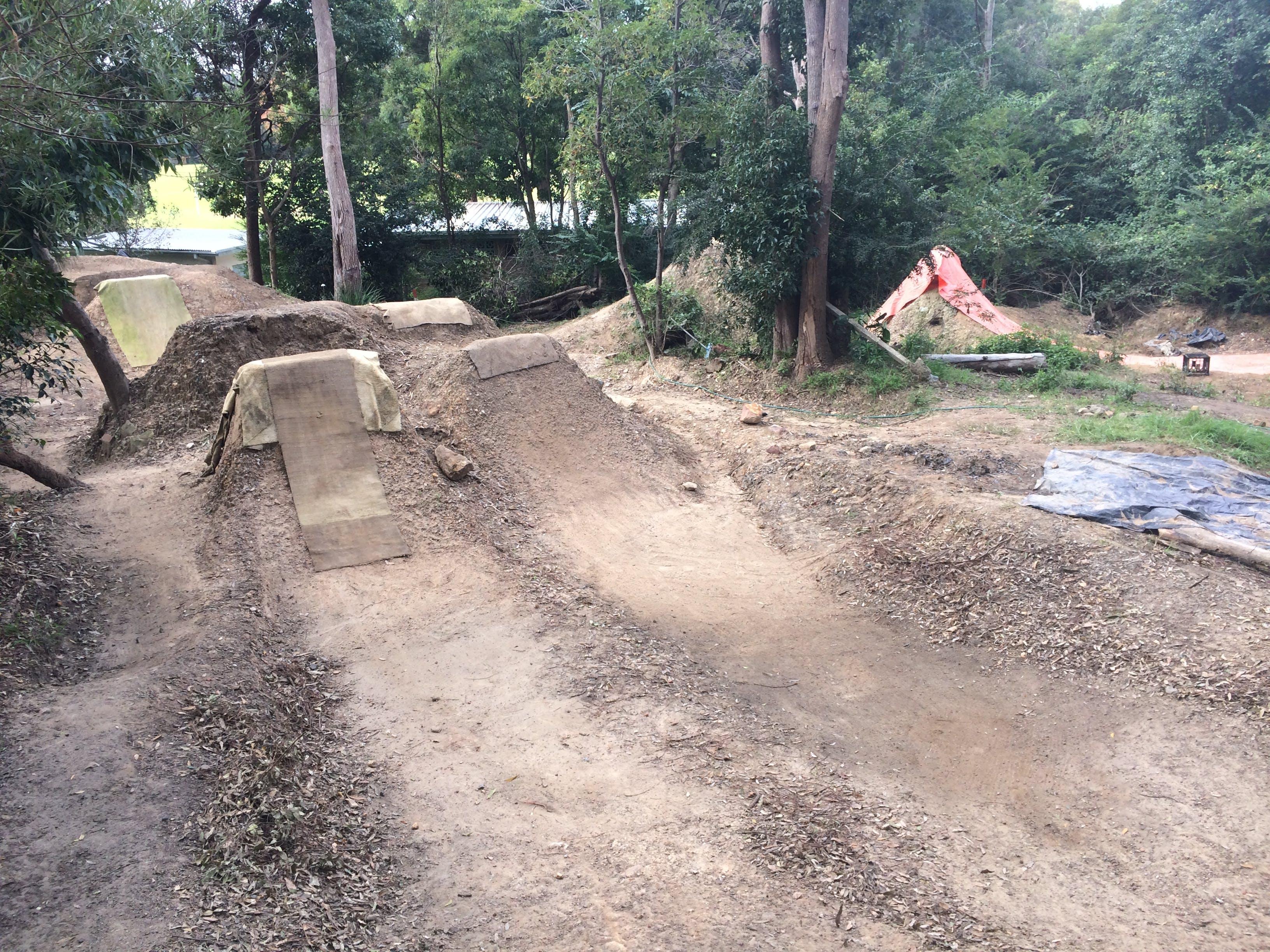 Existing BMX Track 03