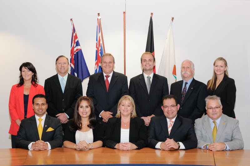 City of Casey Councillors 2013