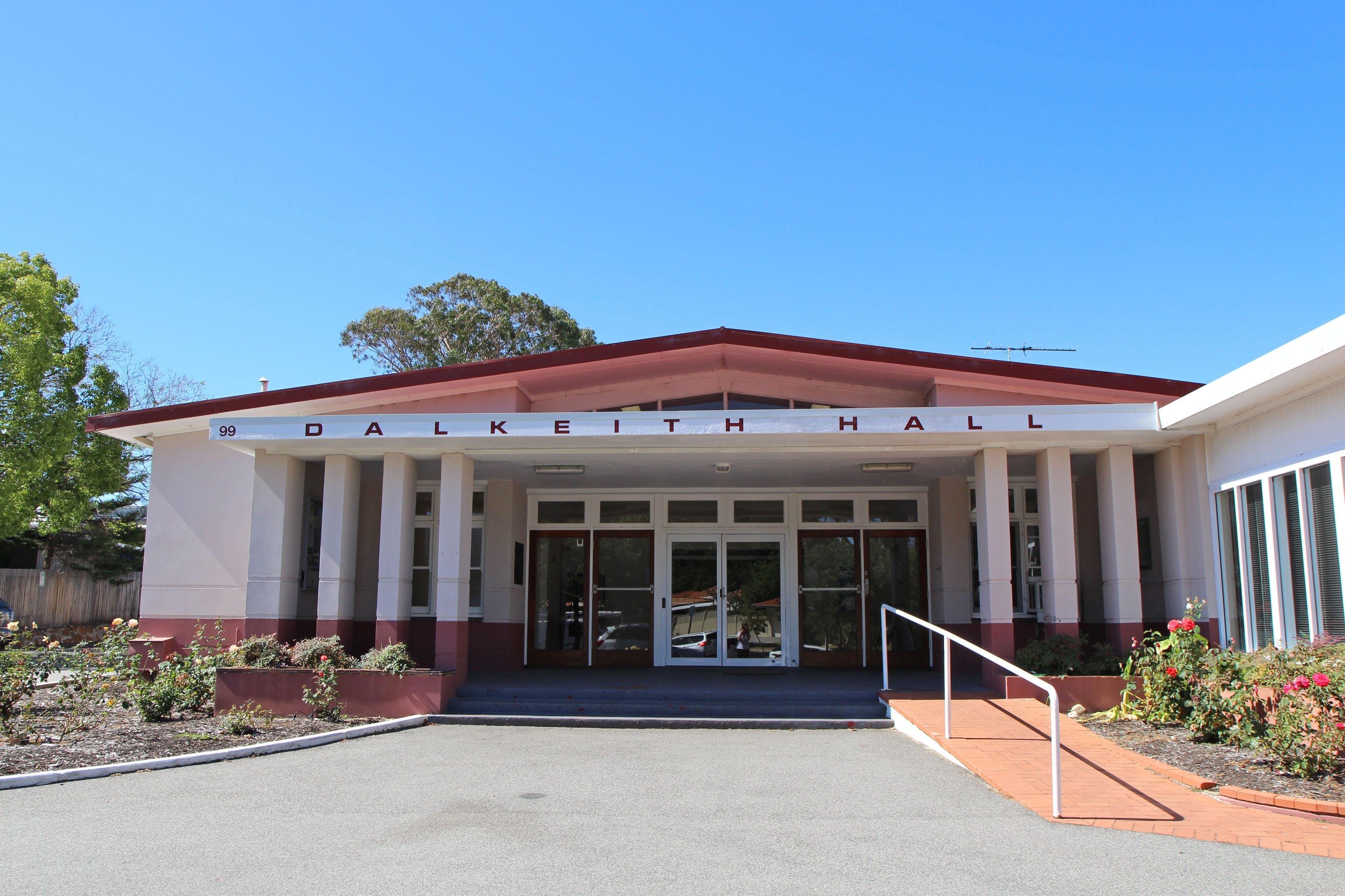 Dalkeith Hall