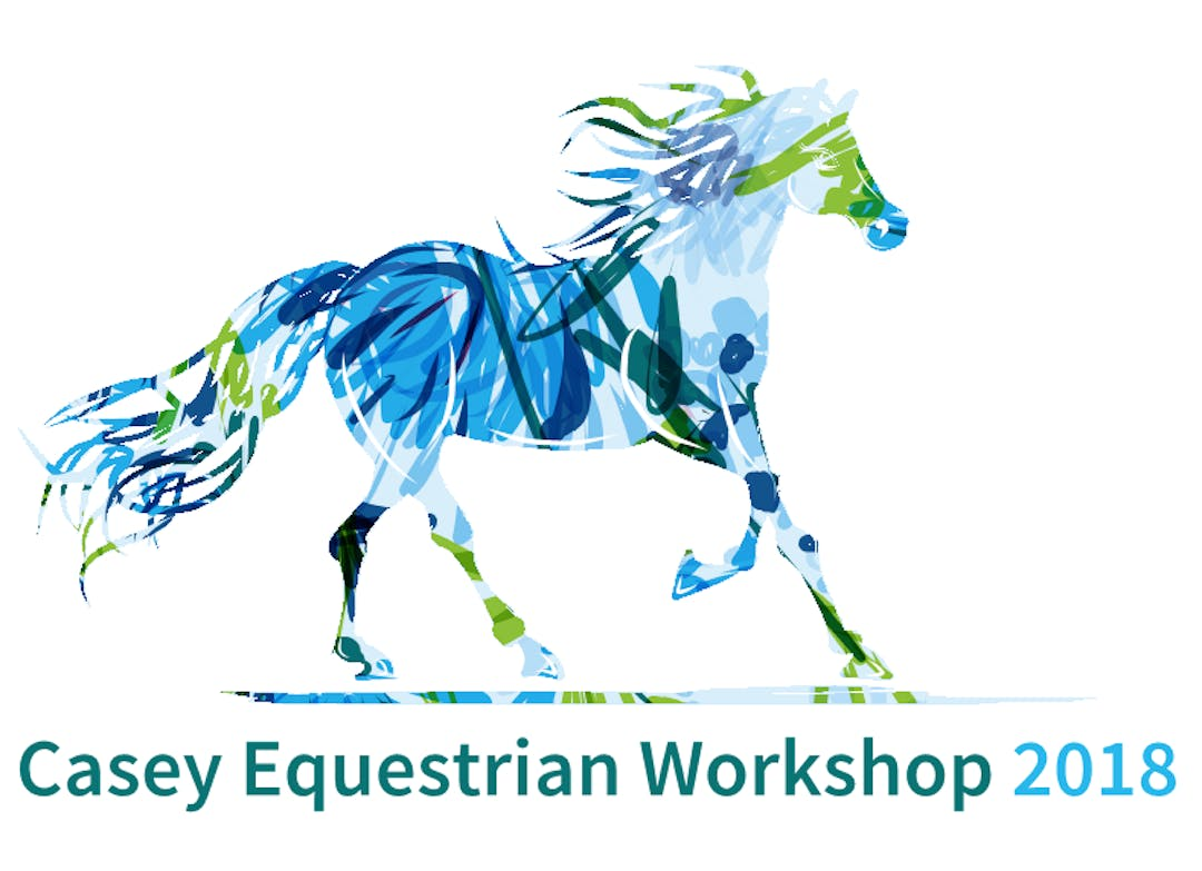 The Casey Equestrian Workshop will be held on Thursday 12 April 2018.