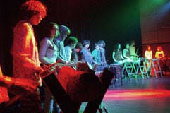 Youth Drumming