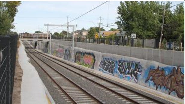 Vandalism can drastically change the perception of a space. Walls should not be blank and accessible to discourage vandalism..PNG