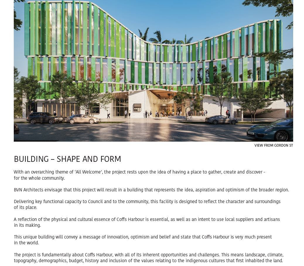 Building Shape and Form