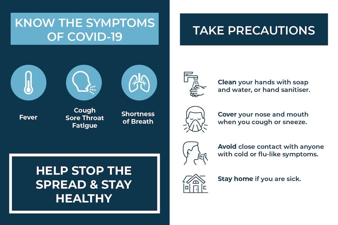Coronavirus Community Updates | Create