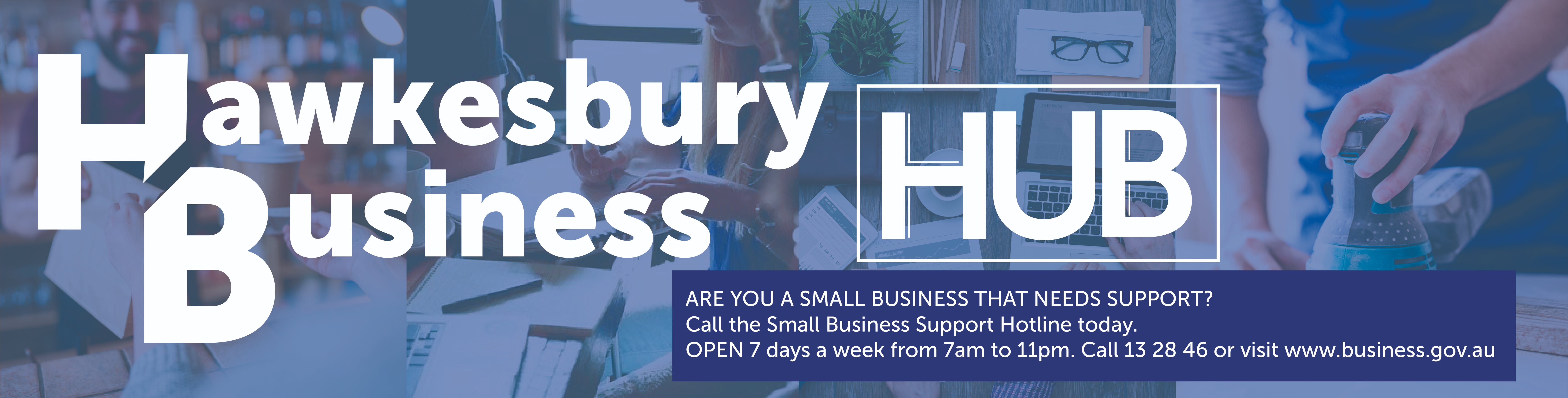 Welcome to the Hawkesbury Business Hub!