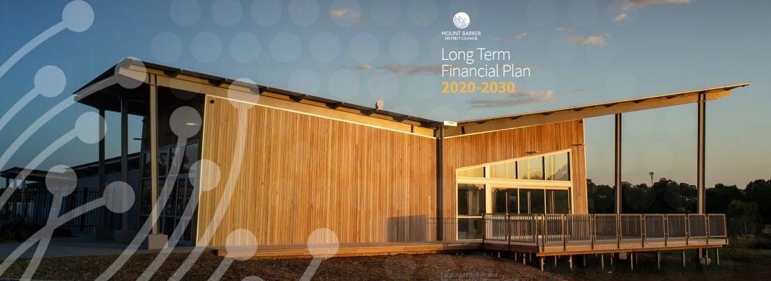 Draft Long Term Financial Plan 2020-2030