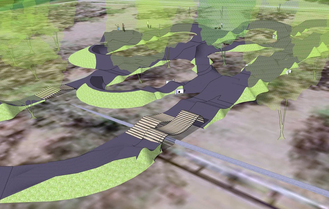 Kempsey Shire Council is seeking feedback on the preliminary design of the track.