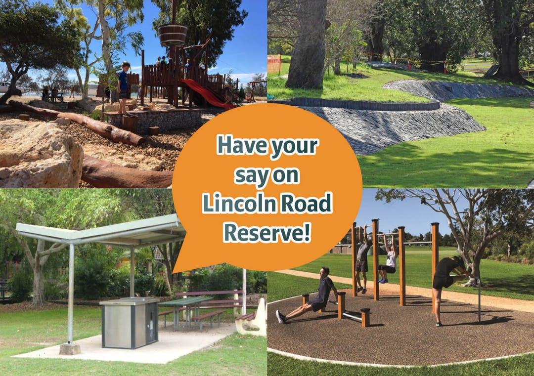 Lincoln Road Reserve Cash-in-lieu Visioning