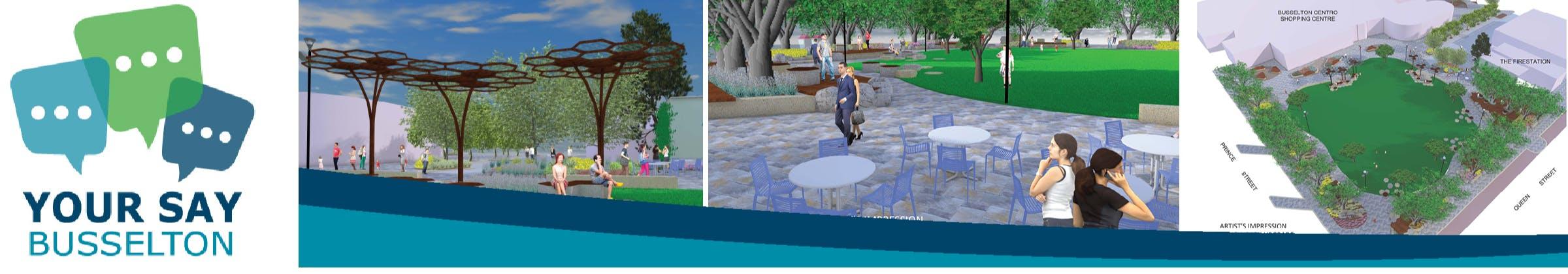 Mitchell Park Revitilisation