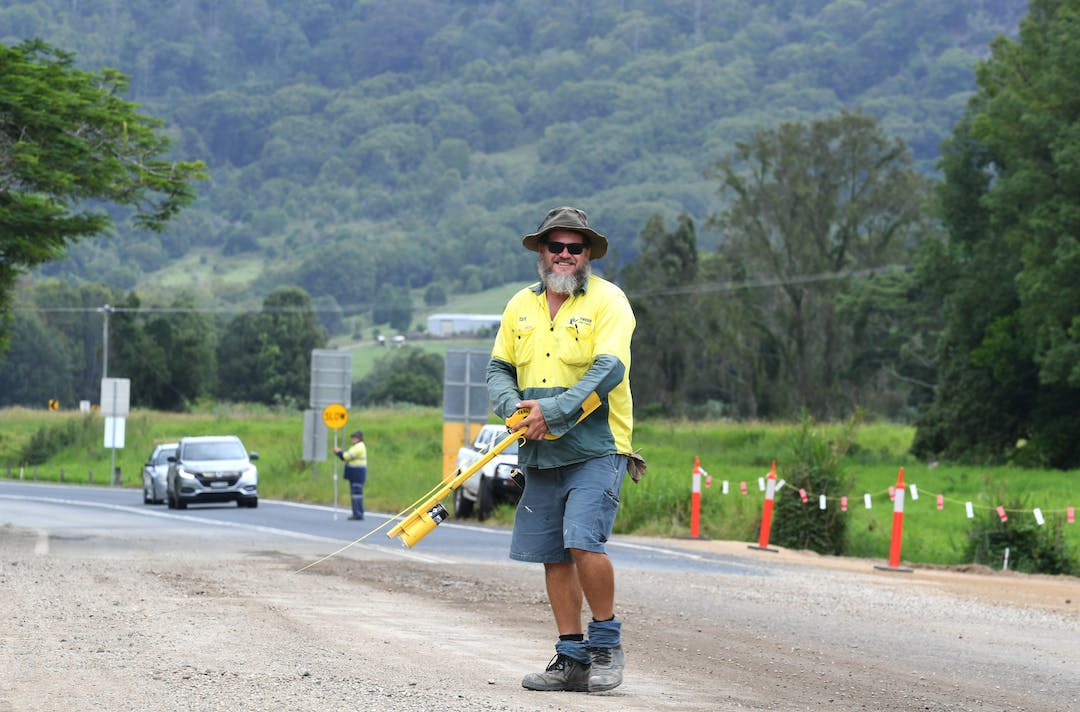 Grant funded road safety projects