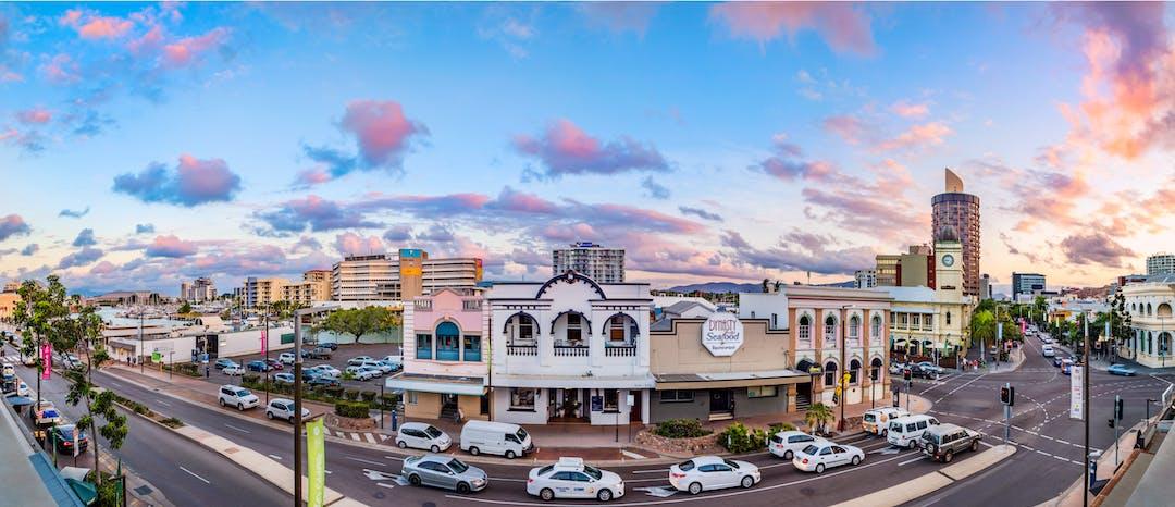 Townsville Integrated Transport Plan