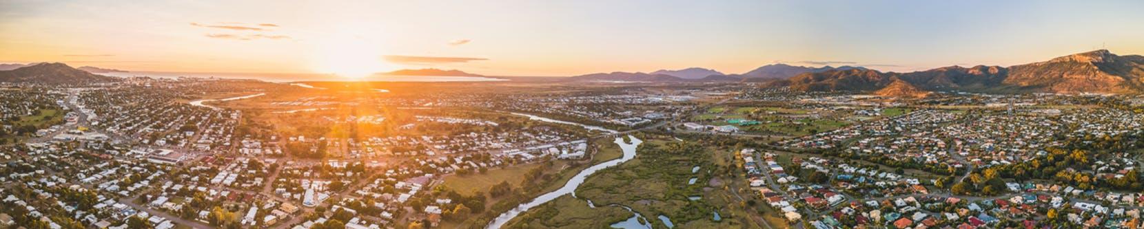 Aplins Weir 2019 Weather Event