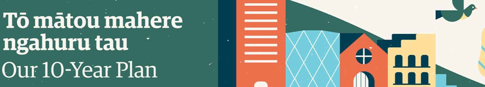 Long-term Plan website graphic banner
