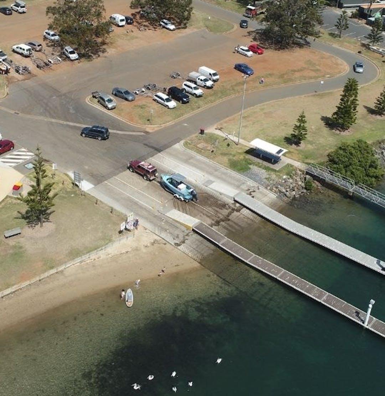 Westport Park Boat Ramp
