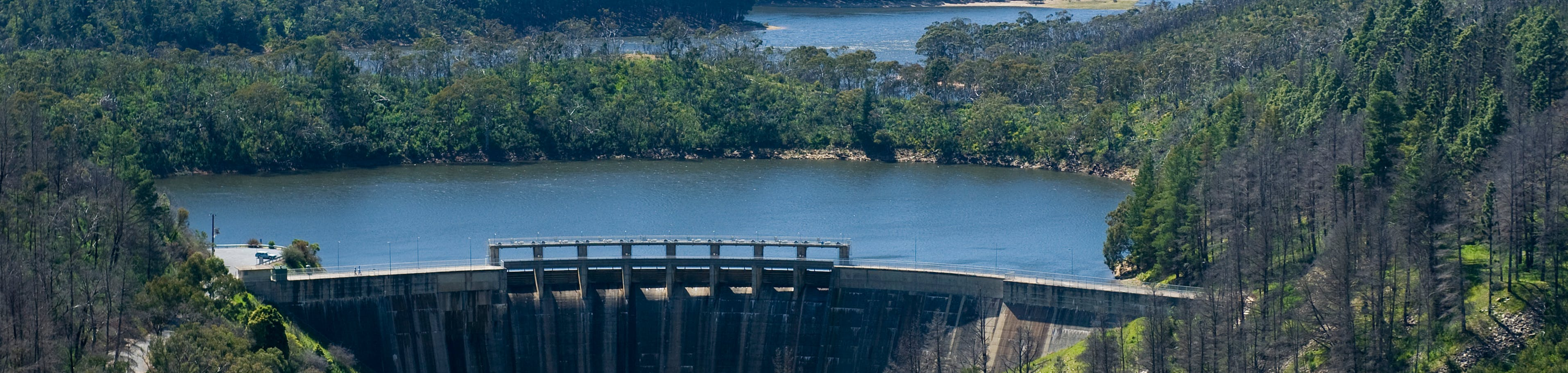 Mount Bold Dam Safety Upgrade Project