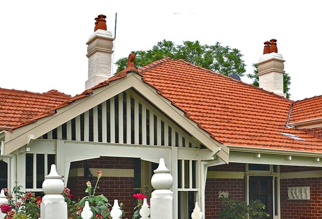 Heritage Property Roofline, West Subiaco, Heytesbury