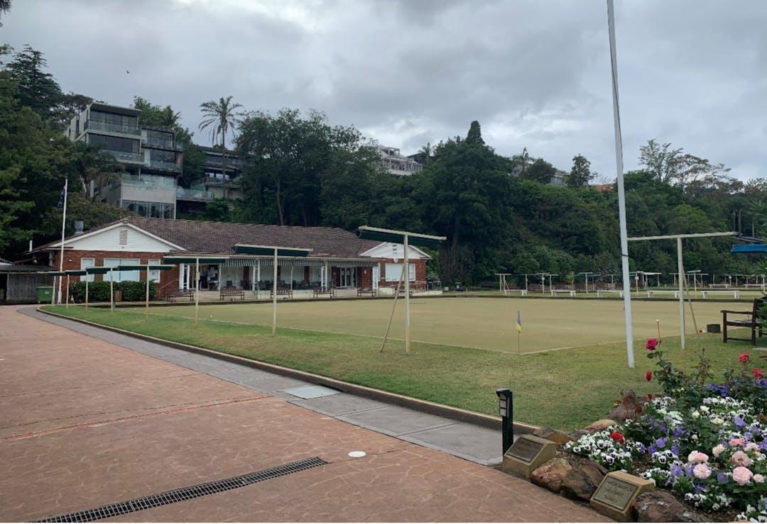 Double Bay Bowling Club, 18 Kiaora Road, Double Bay
