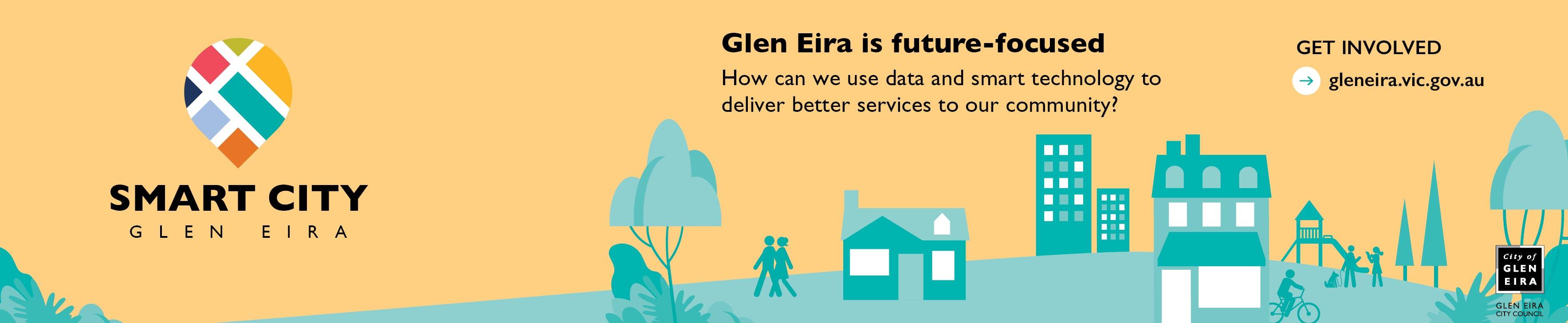 Smart Cities @ Glen Eira Banner
