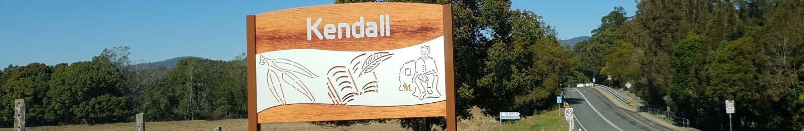Village Signage