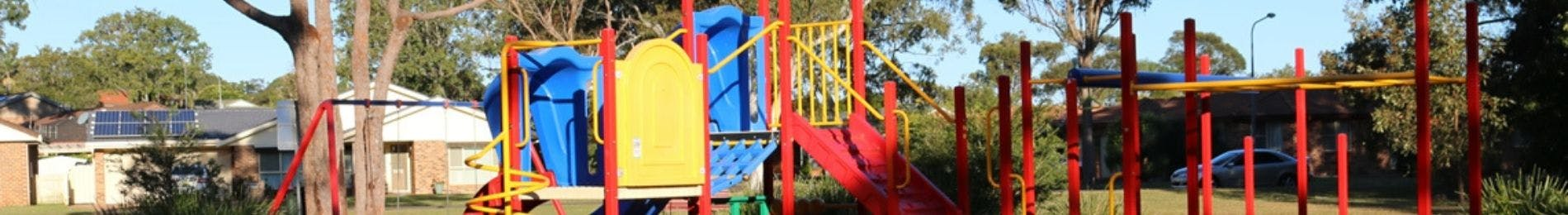 Laura Place Reserve Playground