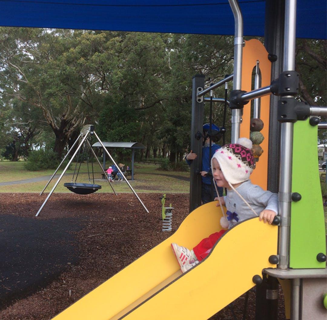 Wall Reserve Playground