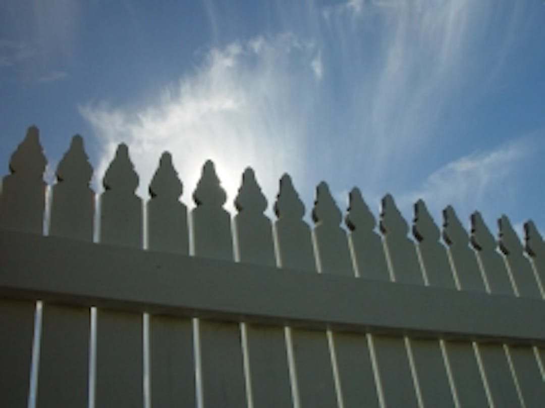 Street Fencing, Walls and Gates Policy