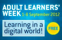 Adult Learners Week
