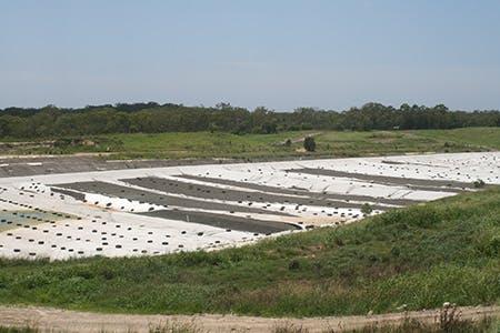 New Landfill Cell at Noosa's Eumundi Rd Landfill