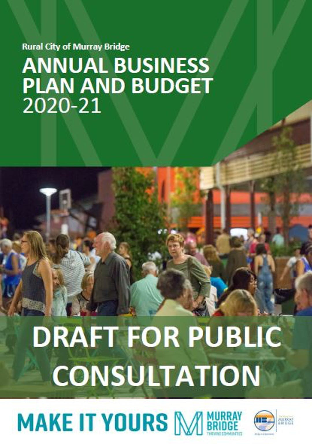 Annual Business Plan and Budget 2020-21