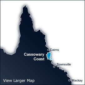 Cassowary Coast is here.