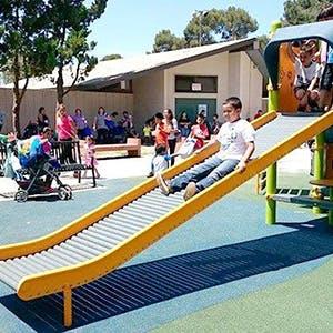 Roller Slide 300