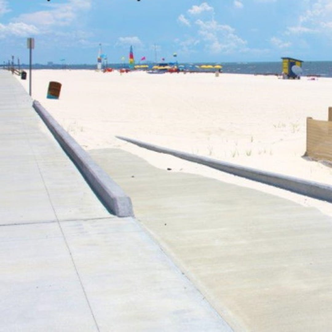 Image of an example ramp.