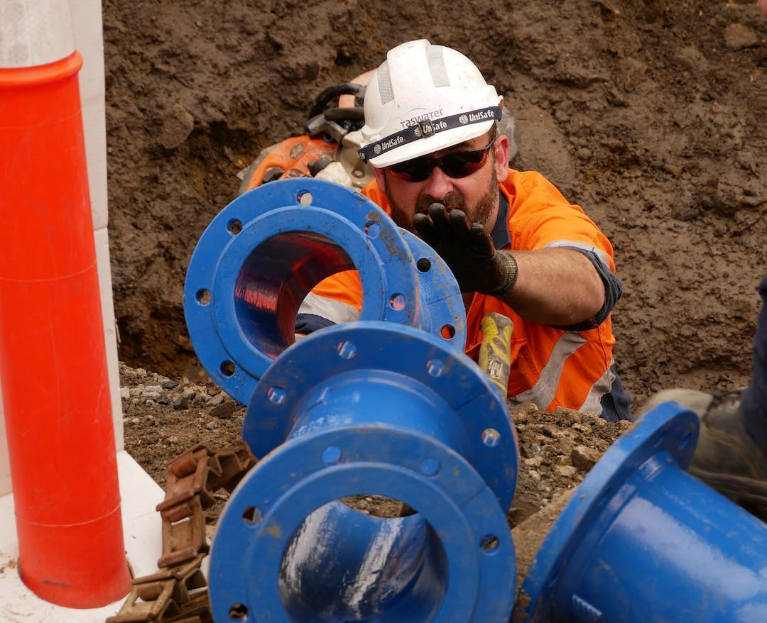 Water Main replacements are being prioritised across the State.
