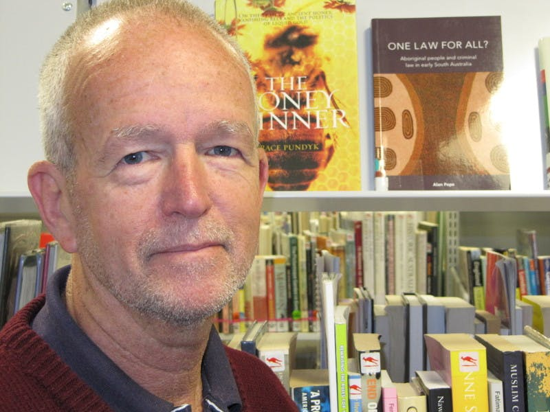 Alan, Library Volunteer