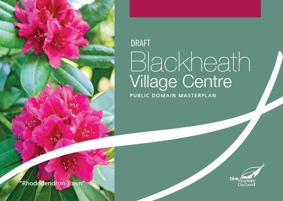 Blackheath Masterplan Title Page