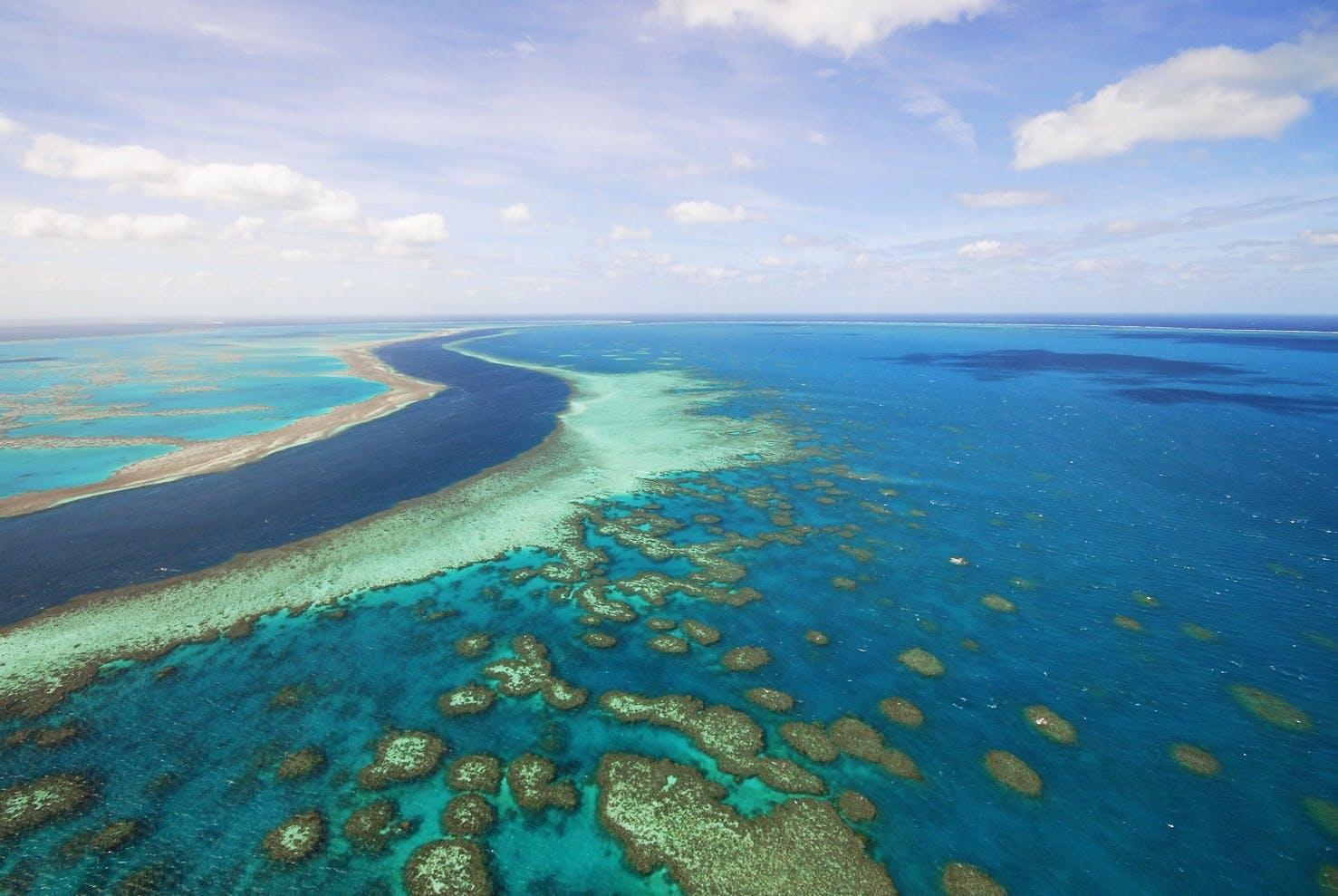 Hardy Reef, Whitsundays