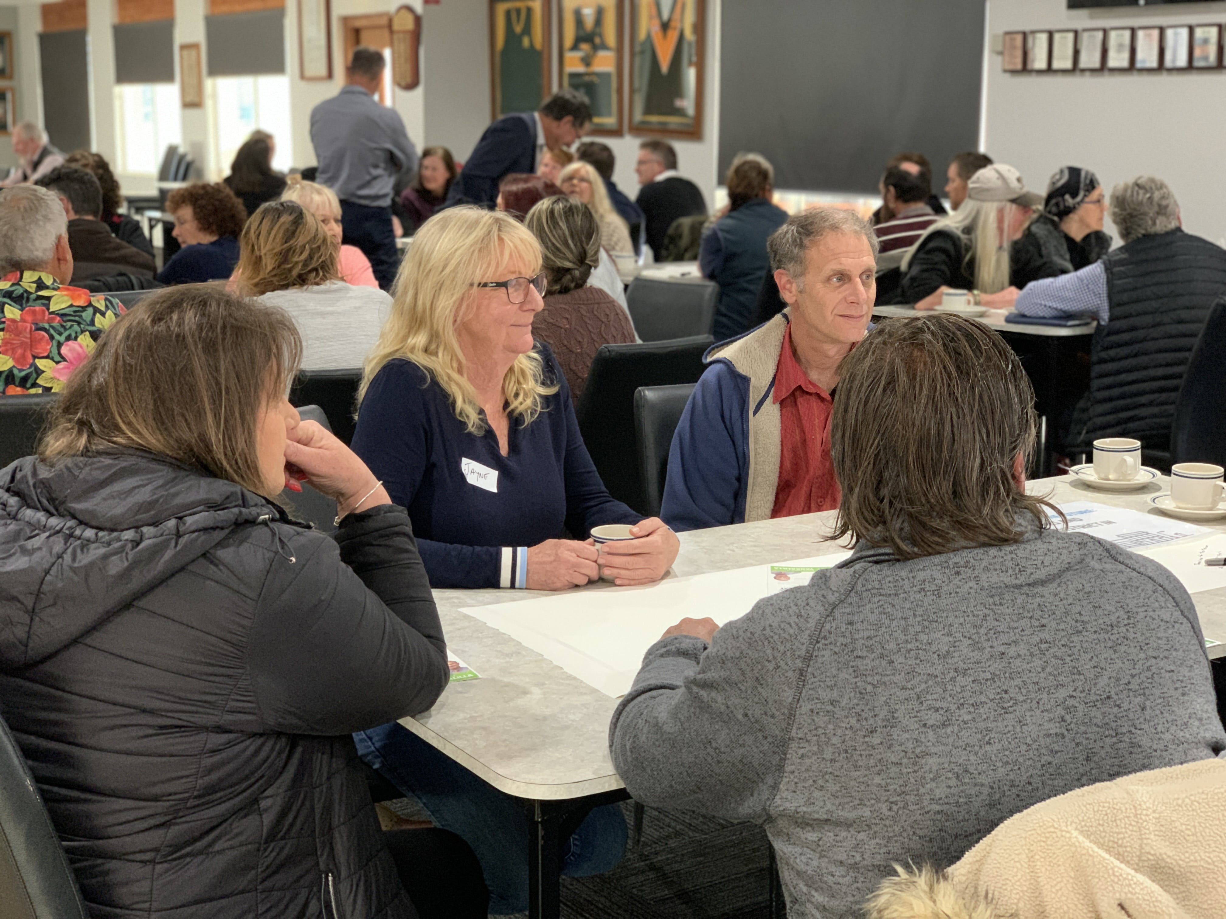 Myponga Township Community Forum