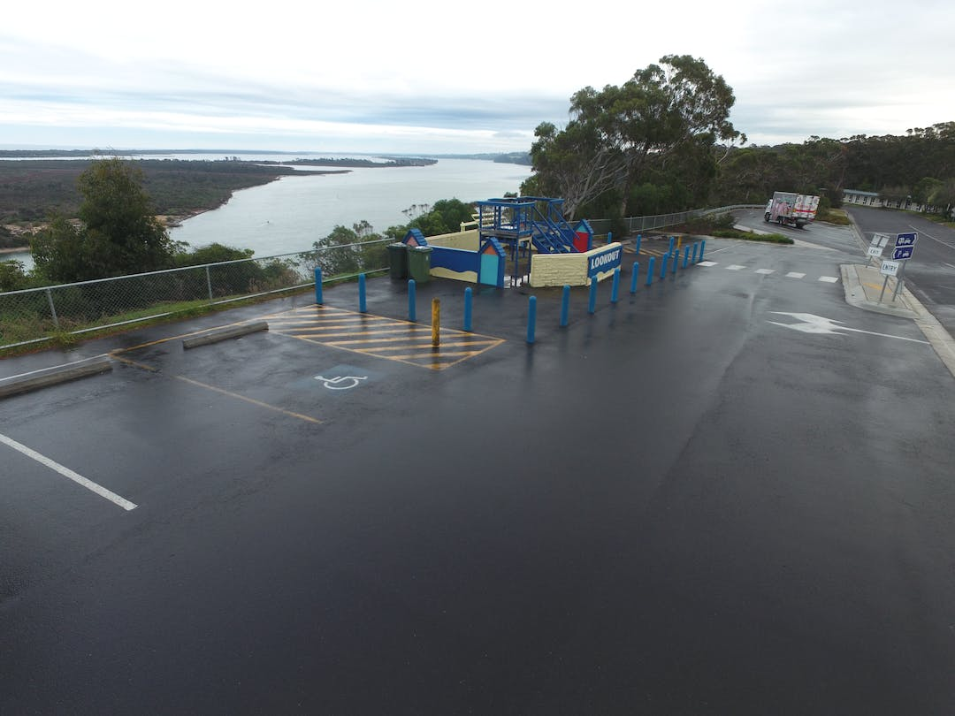 Jemmy's Point Lookout, Kalimna (Lakes Entrance)